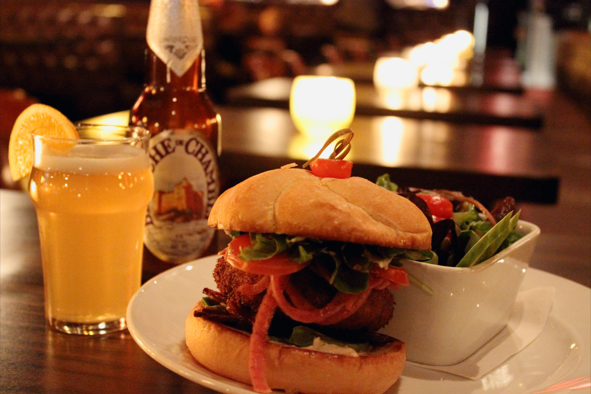 February 2013 This Sandwich That Beer